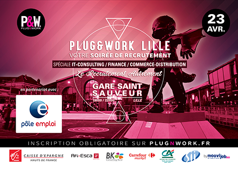 Plug and Work Lille