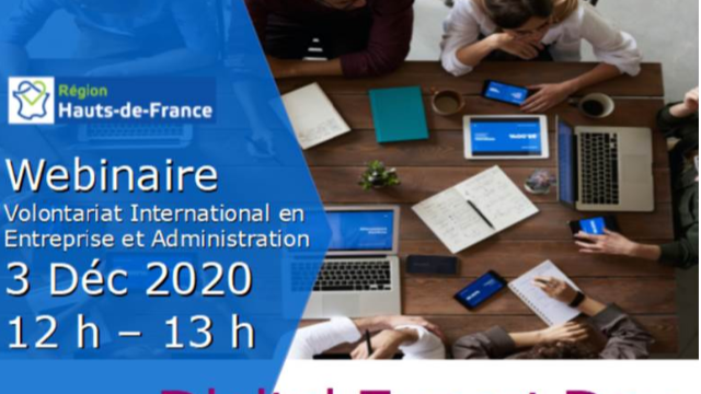 Dispositif VIE. Volontariat International en entreprise