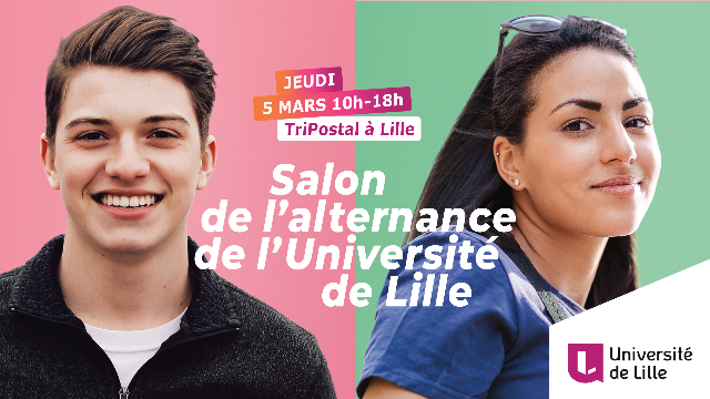 SALON ALTERNANCE de l'Université de Lille