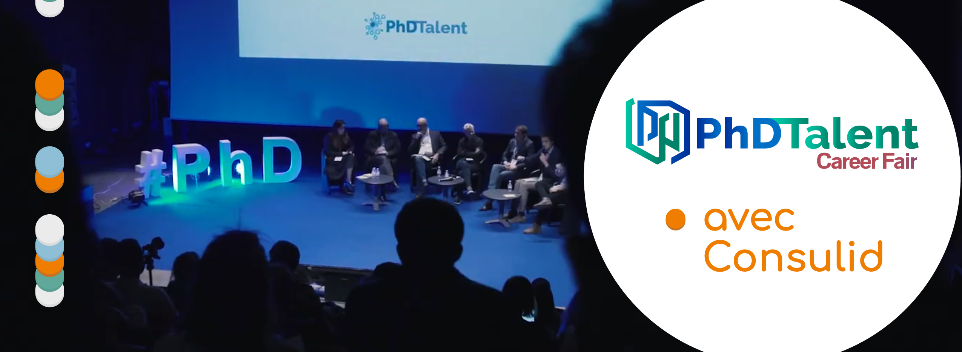 Le salon « Career fair », organisé par PhDTalent